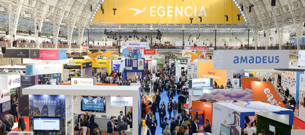 business travel show 2020
