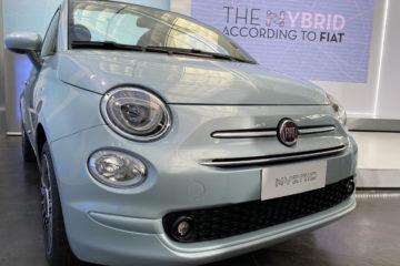 Fiat 500 e Fiat Panda mild hybrid