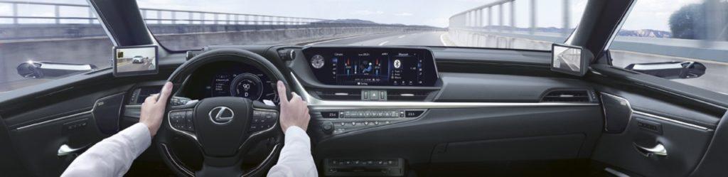 Lexus a Ginevra