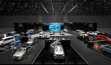 Mercedes a Ginevra