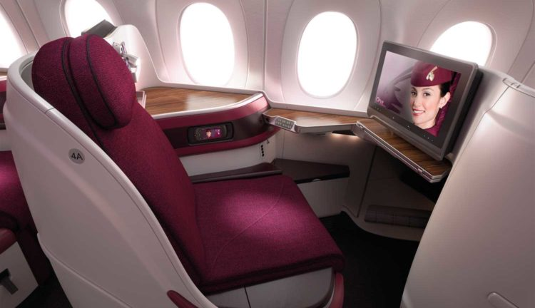 qatar airways a venezia