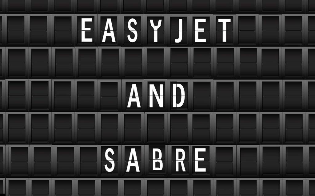 easyJet e Sabre