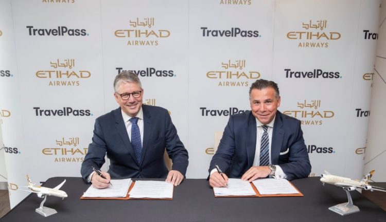 etihad introduce travelpass