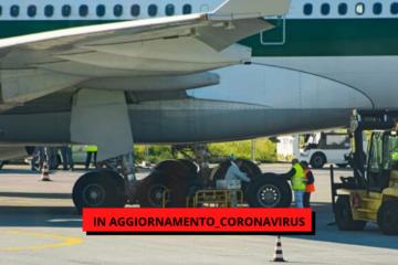 Voli speciali Alitalia