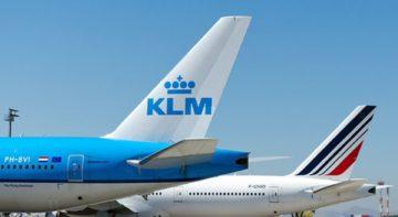 Air France e Klm volano