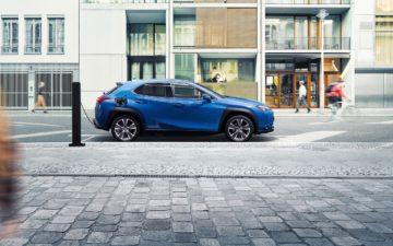 Anteprima Lexus