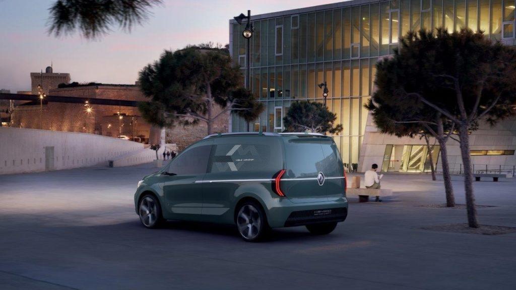 Auto elettrica Renault