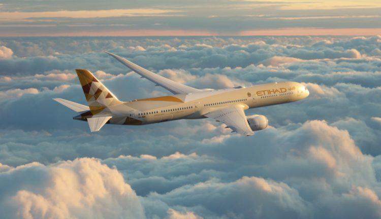 attività cargo Etihad Airways
