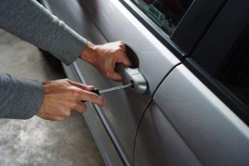 furti di auto durante il Coronavirus