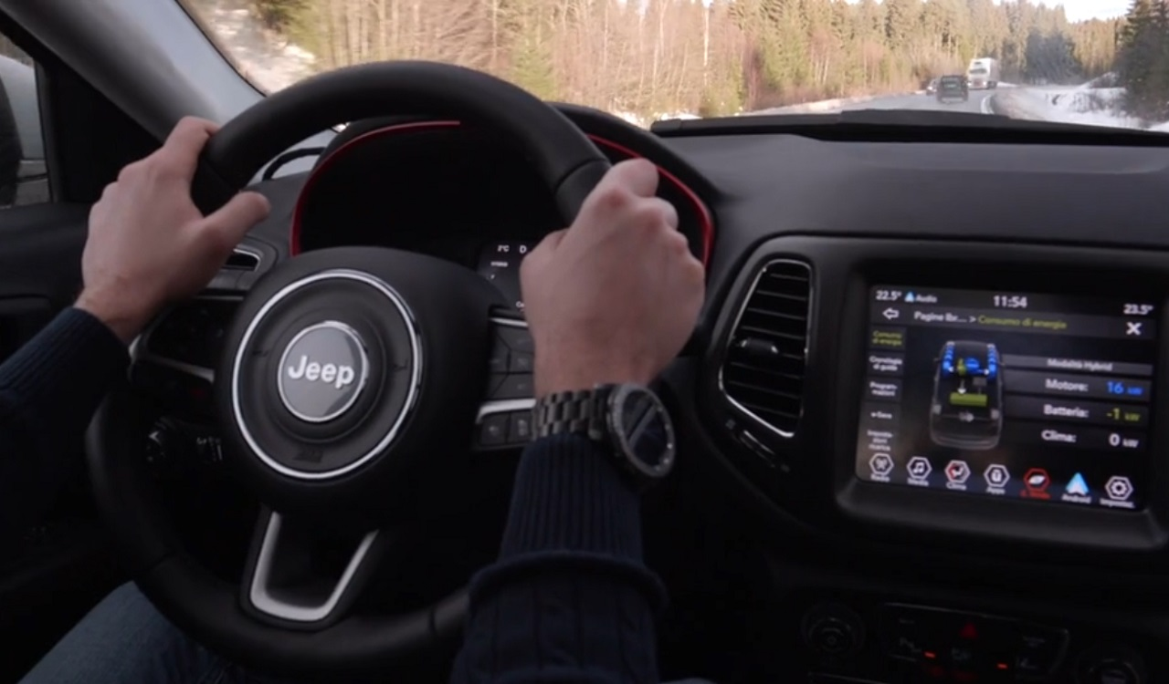 Jeep Renegade e Compass 4xe First Edition