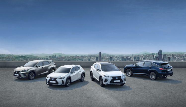 Auto ibride Lexus