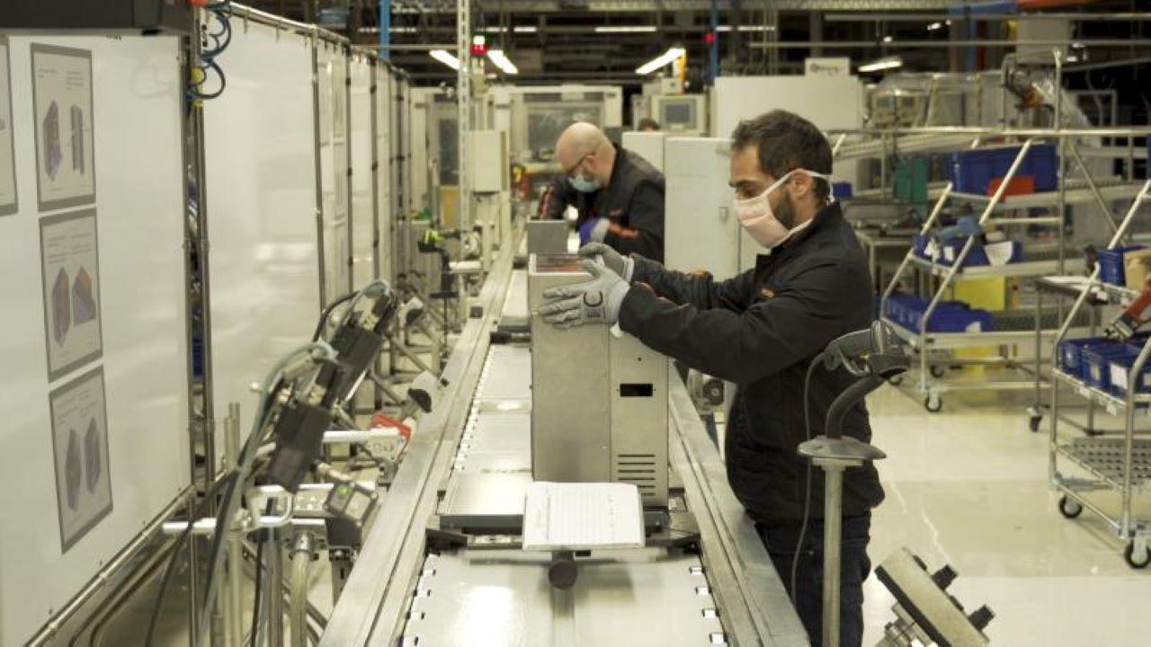 nuova rivoluzione industriale del Coronavirus