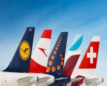 Voli Gruppo Lufthansa durante il Coronavirus