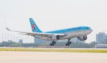 Korean Air apre