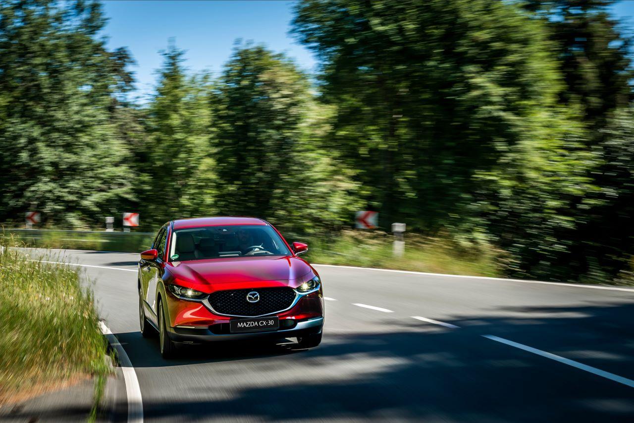 Mazda CX-30, crossover compatto