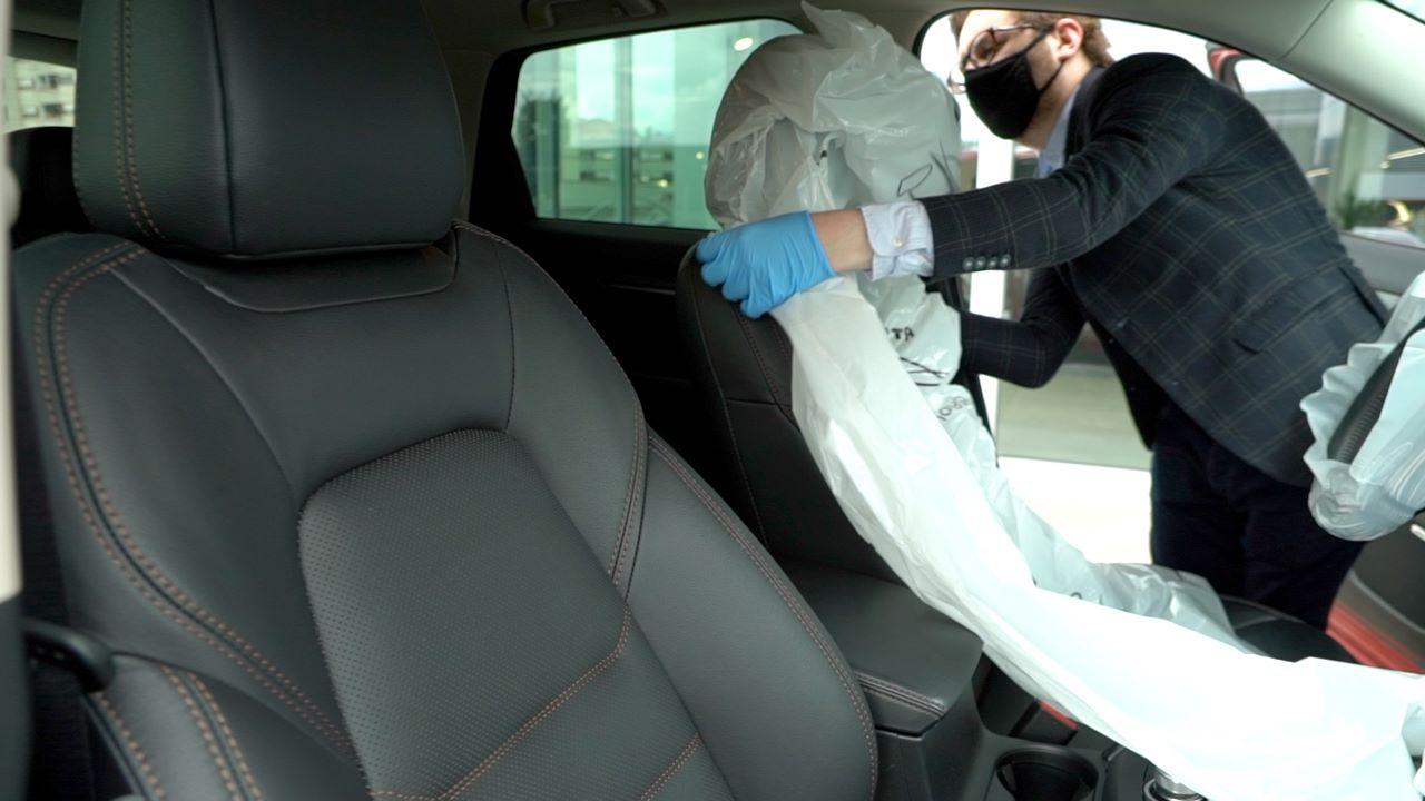 Mazda e le procedure di sicurezza nella fase 2 dell'emergenza Coronavirus