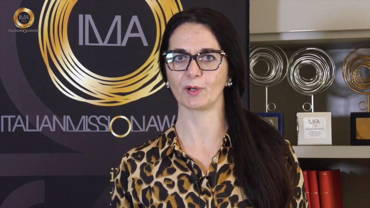 Paola Baldacci, direttrice di Missionline.it e Mission