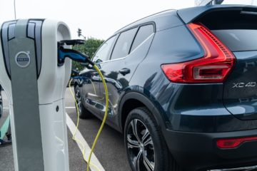 Volvo XC40 Recharge T5 plug in hybrid