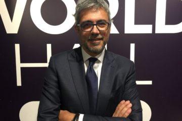 Fabio Lazzerini AD Alitalia