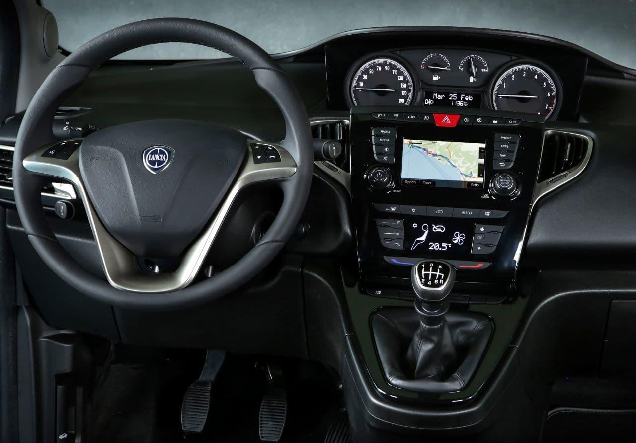 Lancia Ypsilon Hybrid EcoChic