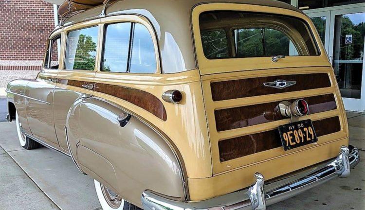 station wagon addio