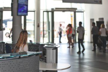 Accesso in aeroporto