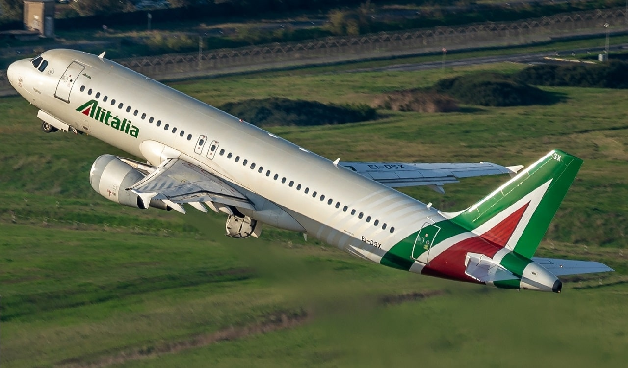 Alitalia riprende i voli