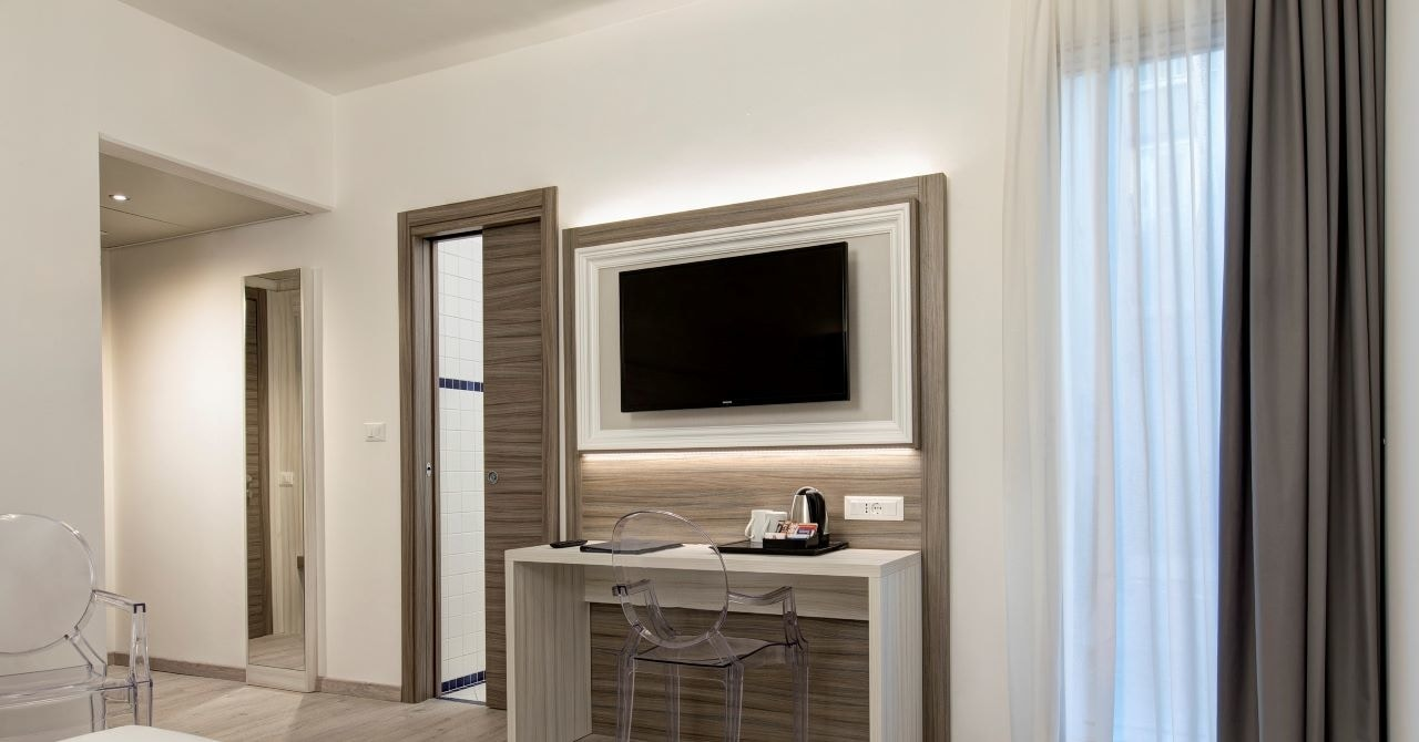 smart working in hotel