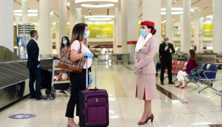 Emirates copre le spese mediche da Covid19