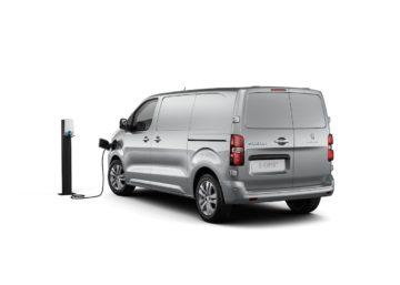 furgone elettrico Peugeot