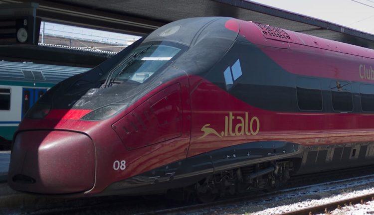 distanziamento a bordo dei treni Italo e Trenitalia la normativa