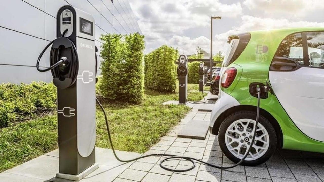 Ricarica per veicoli elettrici