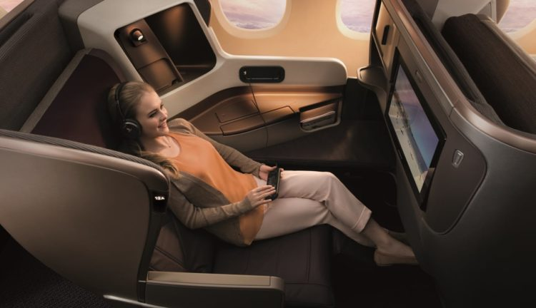 Frequent flyer Singapore airlines