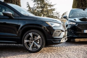 Seat rinnova i SUV Ateca e Tarraco