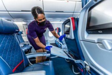 miglior compagnia aerea business travel