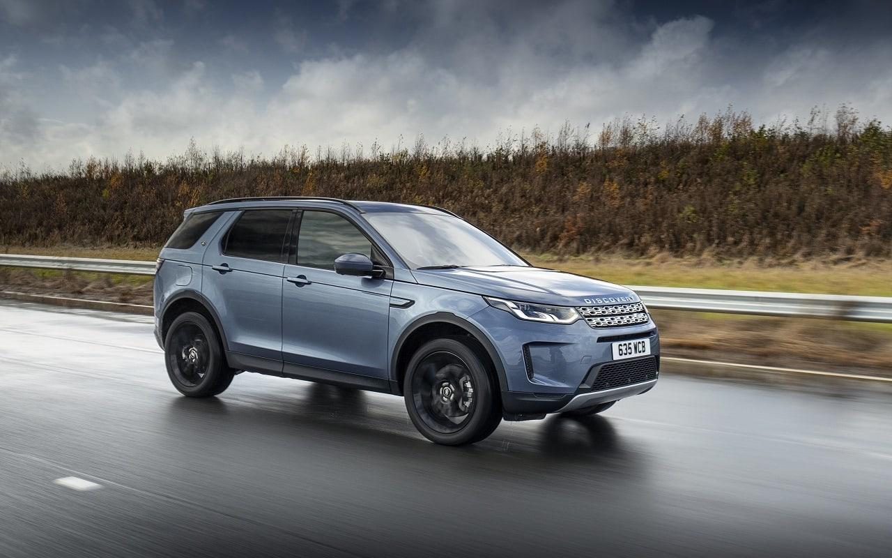 Range Rover Evoque plug in