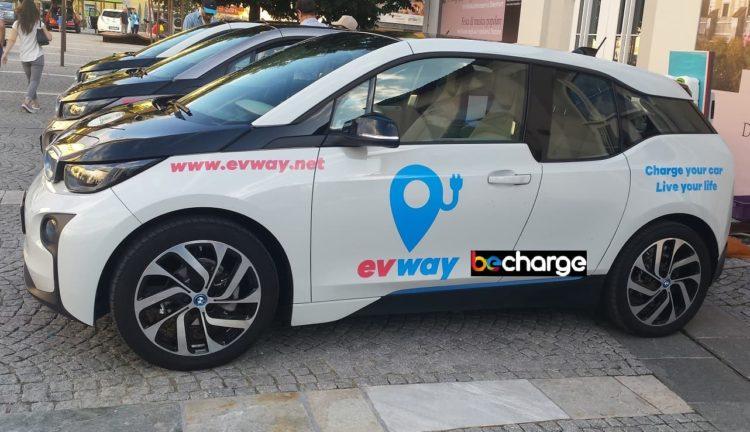 Rete di ricarica per auto elettriche