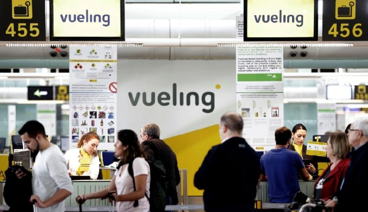 Piano operativo Vueling