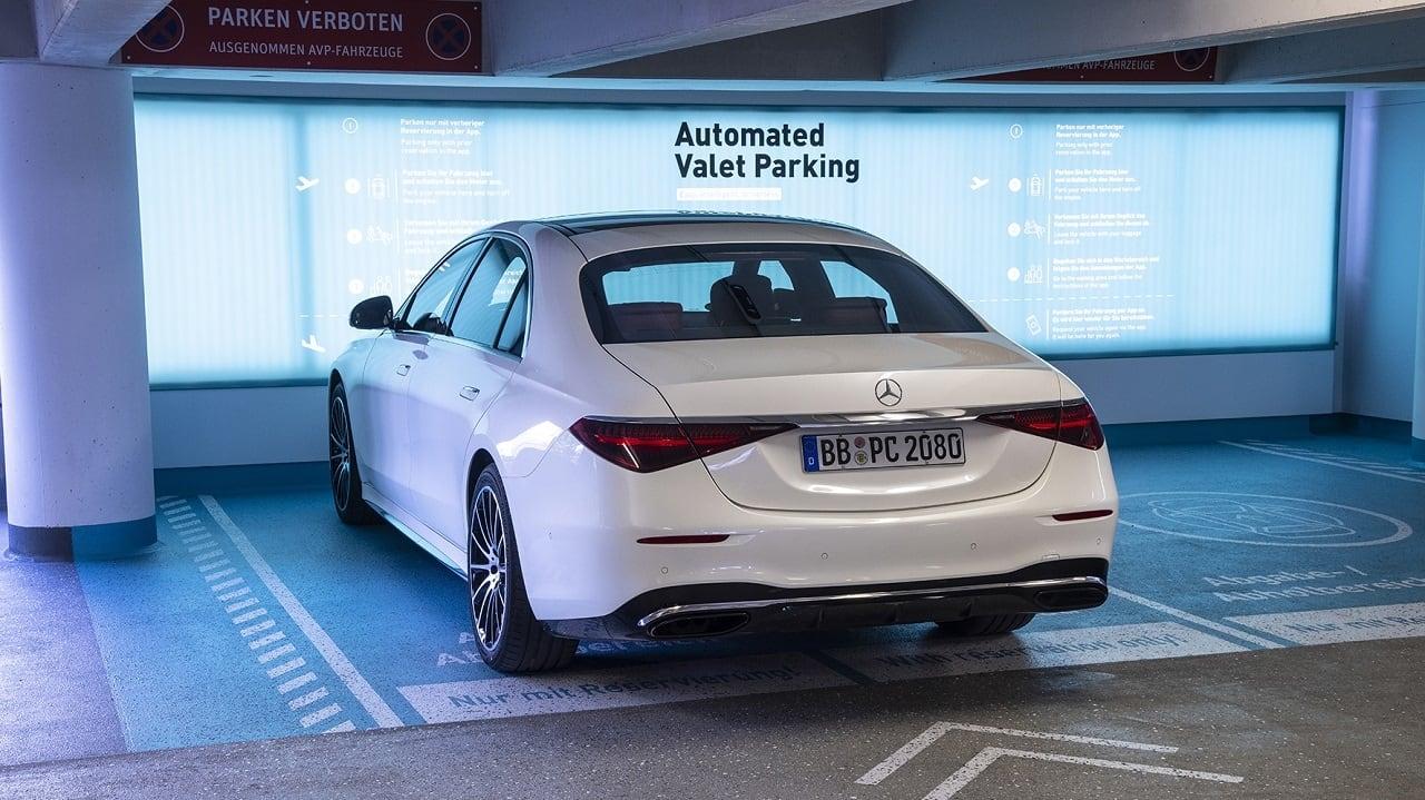 Parcheggio autonomo