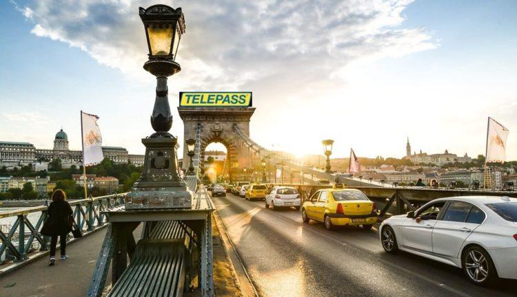 Telepass arriva in Ungheria