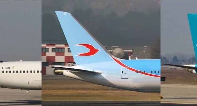 trasporto aereo al tracollo