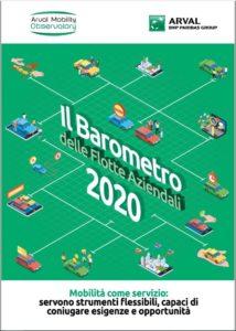 barometro flotte aziendali 2020 arval