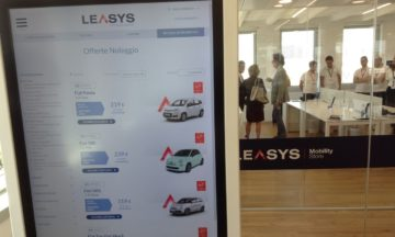 Novità Leasys