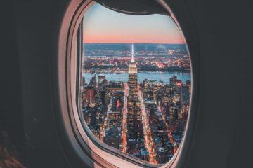 corridoio di volo tra gli Stati Uniti e l'Italia