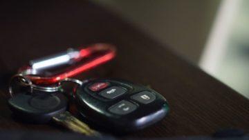 gestione delle chiavi in una flotta auto aziendale