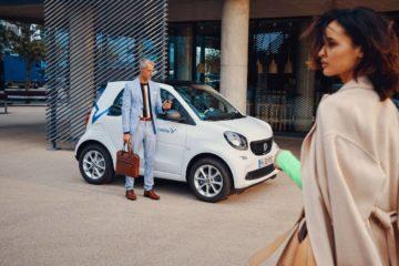 Il Comune di Roma azzera i canoni del car sharing