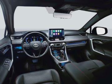 Toyota Rav4plug in hybrid