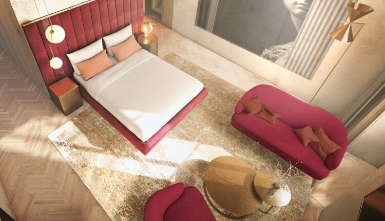 Nuovi hotel Marriott 2021
