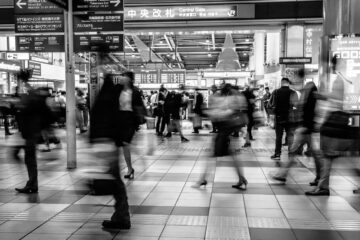 dati sul business travel 2020