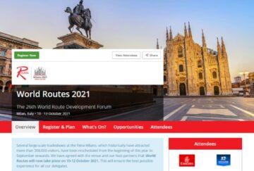 world routes 2021
